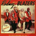 RODNEY & THE BLAZERS - Complete Recordings, 1960-1964 - CD Gear Fab