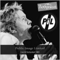 Public Image Limited - Live At Rockpalast 1983 - CD MadeInGermany