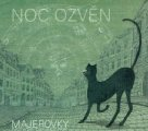 MAJEROVKY BRZDOVE TABULKY: NOC OZVEN - Live - CD 2008 Indies MG Records