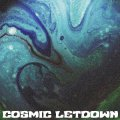 COSMIC LETDOWN - Venera - LP 2016 (blue) Clostridium