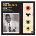 DON GARDNER - The Story Of - 2 LP Tramp