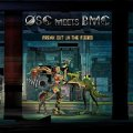 �SC MEETS BMC - Freak Out In The Fjord - 2 CD Space Rock Prod