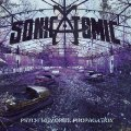 SONIC ATOMIC - Psych Memories Propagation - CD Psyka