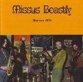 MISSUS BEASTLY - Bremen 1974 - CD 1974 Krautrock Garden Of Delights