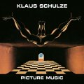 SCHULZE, KLAUS - Picture Music - CD 1975 + BonustrackMadeInGermany