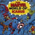 ICARUS - THE MARVEL WORLD OF ICARUS - CD 1972 Wooden Hill